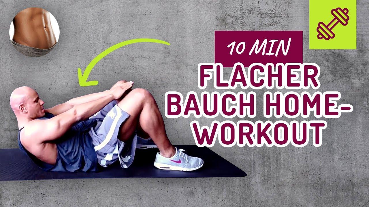 flacher bauch training ab