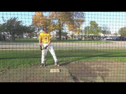 2018 James Zupo 2B   Massapequa HS, NY   College Baseball Recruit