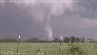 5/9/2016 Tornado in Downtown Hugo, OK