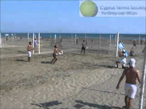 ITF Cyprus Beach Tennis Tour 2011