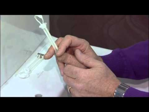 How To Change A Pressalit Toilet Seat With Top Fixings