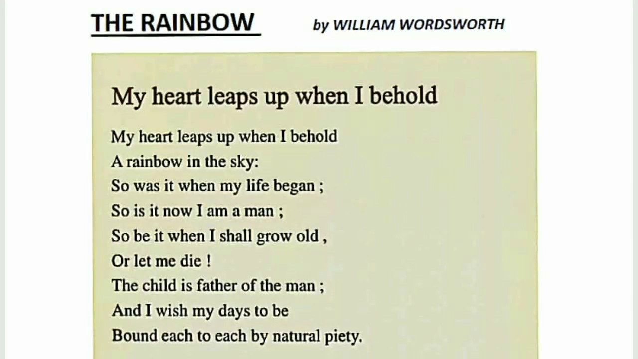 photograph about Poem Rainbow Bridge Printable known as Research of the poem rainbow Personalized paper Illustration - August