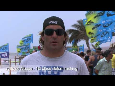 Fuerteventura World Cup 2012 - Slalom - Day 1