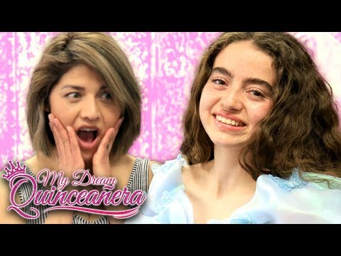 Cinderella Quince Dress | My Dream Quinceañera - Emily EP3