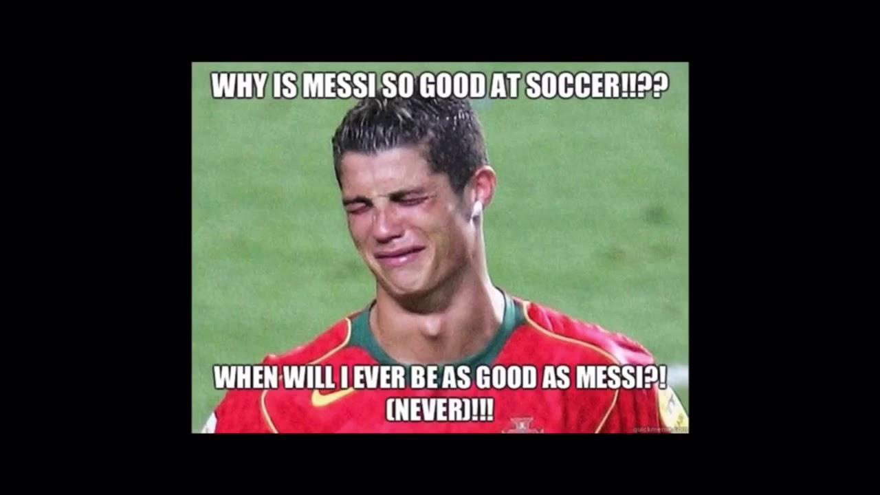 Football Memes 2020 Messi Vs Ronaldo Memes