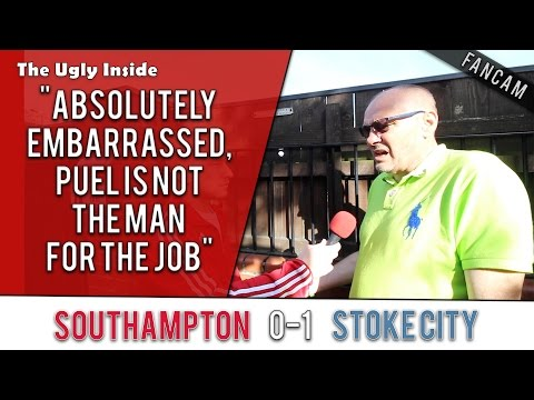 """Absolutely embarrassed, Puel is not the man for the job"" 