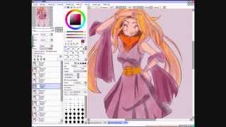 Repeat youtube video Princess Kenny - Speedpaint [South Park: The Stick of Truth]