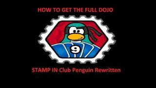 How to CPR episode 8: how to get the Full Dojo stamp in Card Jitsu