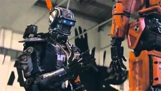 Робот по имени Чаппи 2015. Рецензия обзор фильма  Хью Джекман  Нил Бломкамп. Дев Патель