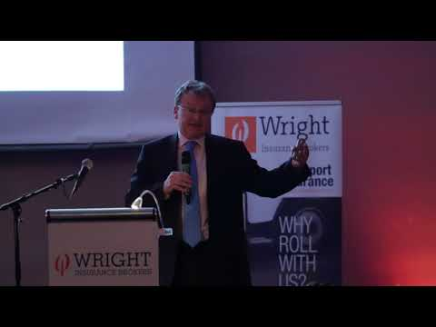 The Impact of Brexit on the Haulage Sector – Wright Insurance Brokers Haulage Seminar 2017