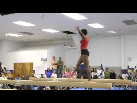#4 BGA Gymnastics In-House Competition Nov 12 2011