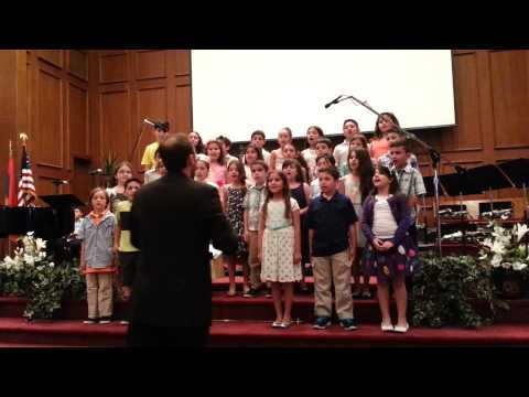 Sahag Mesrob Armenian Christian School - Spring Concert