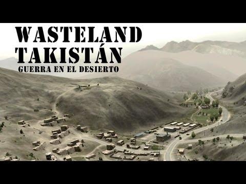 ARMA II - WASTELAND - TAKISTÁN, GUERRA EN EL DESIERTO PT.5