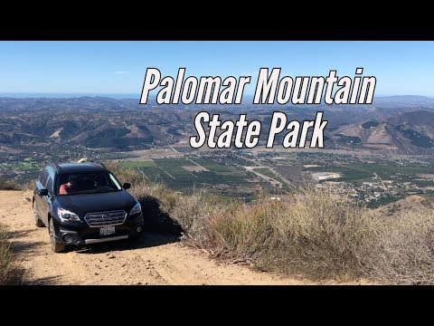 Palomar Mountain State Park- Fishing, Cooking & Hiking