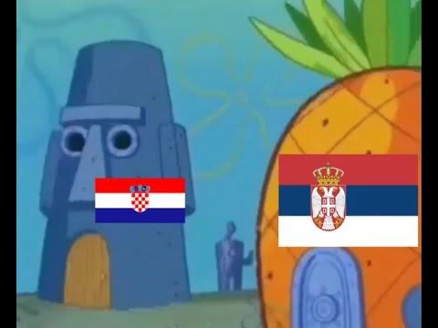 Croatia VS Serbia
