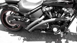 2005 Yamaha Roadstar Warrior Midnight