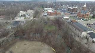 Drone Flight - South Branch River Raisin - City of Adrian/Madison Twp.