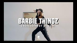 POP UP CLASS   Nicki Minaj - Barbie Tingz   JuJu Choreography