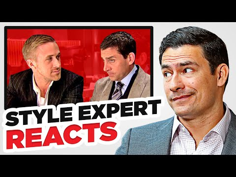 7 Style Lessons From Crazy Stupid Love (Style Expert Reacts!)
