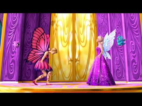 Barbie: Mariposa & the Fairy Princess - Arabic Trailer