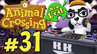 ANIMAL CROSSING: NEW LEAF # 31 ★ DJ K.K. rockt die Hütte! [HD | 60fps]