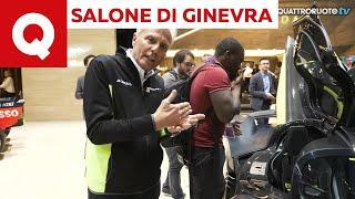 A Ginevra con Paolo Massai: l'aerodinamica stradale migliore del mondo!