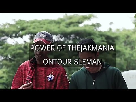 Power Of The Jakmania Persija Vs Pss Sleman