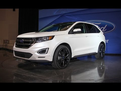 The New _  Ford Edge Will Be Redesign New