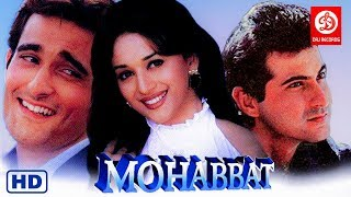 Mohabbat Hindi Full Movie  Sanjay Kapoor, Madhuri Dixit, Akshaye Khanna  HD Action Movies