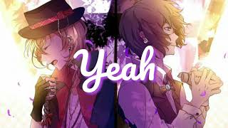 •Nightcore• I Don't Care (Ed Sheeran & Justin Bieber) - (Switching Vocal) - Lyrics
