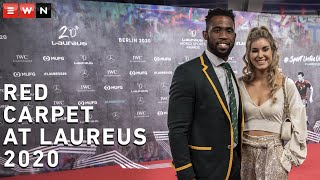 EWN was on the red carpet of 2020 Laureus World Sports Awards in Berlin, Germany. We chatted to South Africa sports heroes who have been nominated for an award.    #Laureus20 #Springboks #RedCarpet