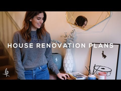 OUR HOUSE RENOVATION PLANS | Lily Pebbles