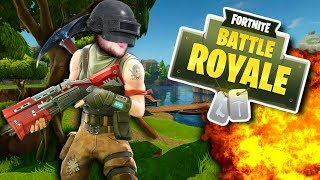 THE OTHER BATTLE ROYALE GAME - Fortnite: Battle Royale [Free to Play]