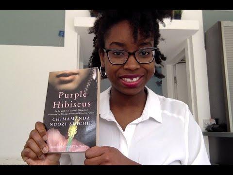 Book review: Purple Hibiscus by Chimamanda Adichie