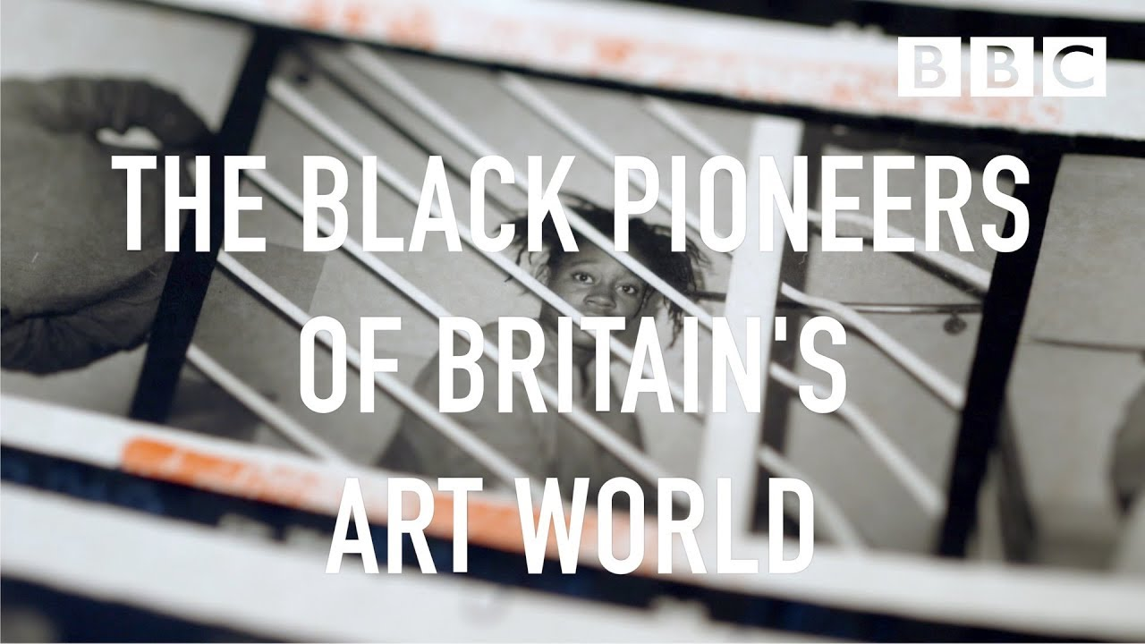 The Pioneers of Britain's Black Art Movement - BBC