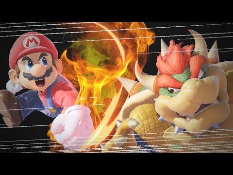 Mario's Ultimate Forward Aerial