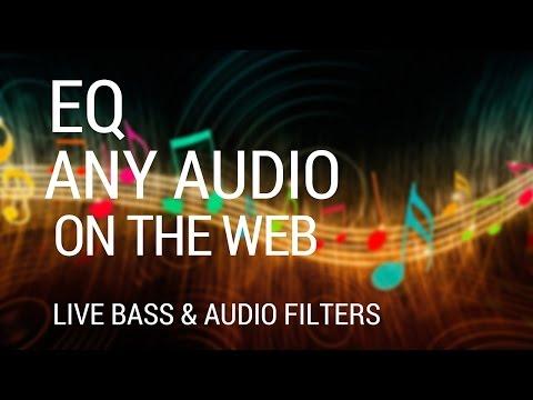 تحكم في جودة الصوت لأي مقطع صوتي أو فيديو أونلاين بسهولة 2