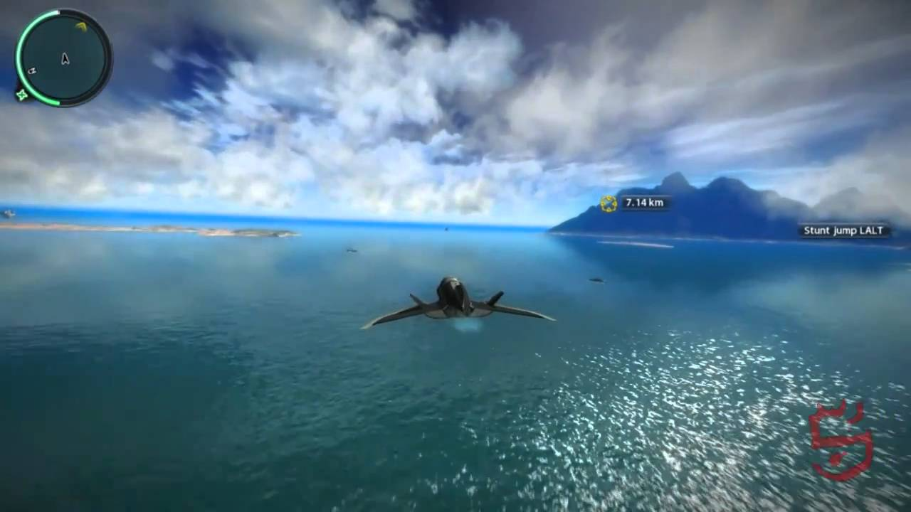 Just cause 2 fly mod