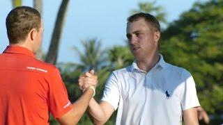 Highlights | Justin Thomas sets 36-hole record at Sony