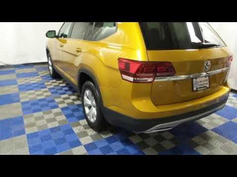 New 2018 Volkswagen Atlas Saint Paul MN Minneapolis, MN #85858 - SOLD
