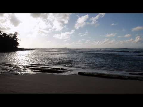 Ke'e Beach - Ha'ena State Park, Na Pali coast, Kauai, Hawaii