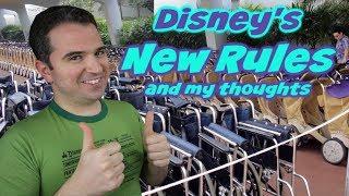 New Disney Rules! No Smoking at Disney!