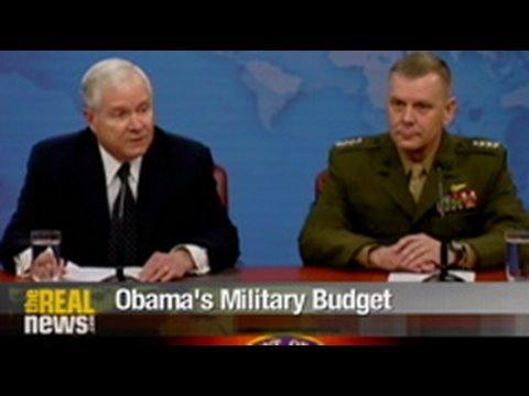 Obama's Military Budget