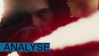 Analyse STAR WARS 8 Les Derniers Jedi Teaser