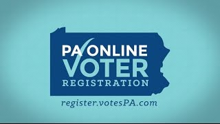 Online Voter Registration Launches in Pennsylvania