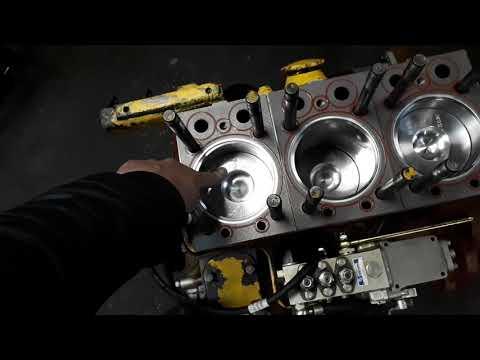 Ремонт Zetor 5201 тонкости при сборке.