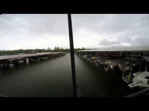 Table Rock Lake Flood 2017