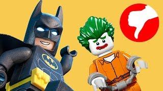 11 ERROS QUE VOCÊ NÃO PERCEBEU EM LEGO BATMAN