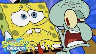 It's the Hash Slinging Slasher! 😱 SpongeBob SquarePants