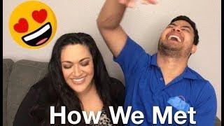 How We Met: Kalani & Asuelu